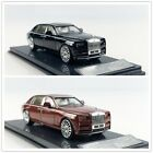 Pre-order SmallCarArt 1:64 Rolls Royce Phantom 8 VIII WindRed/ Black