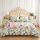 Floral Printed Bed Duvet Quilt Cover Pillowcase Bedding Set All Size Home Drcor