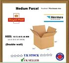 Small or Medium parcel Maximum size Royal Mail Cardboard Boxes Postal  Packing