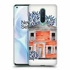 OFFICIAL CAT COQUILLETTE BUILDINGS HARD BACK CASE FOR OPPO PHONES