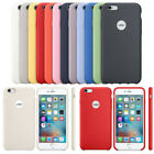 For Apple iPhone 12 Pro Max XS Max XR 8 6 Plus Soft Silicone OEM Case Cover Back
