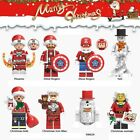 Phoenix, Iron Man, Snowman, and Other Christmas Minifigure LEGO Moc MR GOLD C3P0