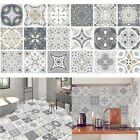 24x Kitchen Tile Stickers Bathroom Mosaic Sticker Self-adhesive Wall Home Decor