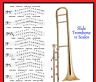 More images of SLIDE TROMBONE POSTER - 12 SCALES