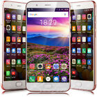 """New 5.5"""" Android Smart Mobile Dual Sim Quad Core Unlocked 4g Cell Phone 16gb Uk"""