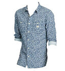 Polo Ralph Lauren Denim & Supply Mens Slim Floral Print Button Down Work Shirt
