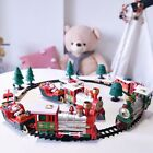 Christmas Train Set Track Musical Sound Lights Around Tree Decoration Sant Ngbia