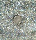 Moonstone Aura Gemstone Chips Nugget No Hole Undrilled For Bottles Jewelry M