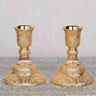 MagiDeal 3/5 Arms Candelabra Candle Holder Stand Set Luxurious Gold Color
