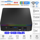 T95 P1 Mini Desktop PC Win 10 Cherry Trail Z8350 Quad Core 4 64G 2.4G 5G WiFi BT