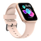 Bluetooth Smart Watch for iPhone Android Phone Waterproof Fitness Tracker Watch