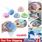 Laundry Filter Bag Floating Pet Lint Hair Catcher Washing Machine Mesh Pouch New