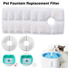 Pets Water Water Fountain Filters Replacement For Flower Fountain Round Square