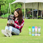 Pet Dog Cat Water Bowl Bottle Drinking Feeder Portable Travel Outdoor Walking