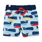Mud Pie E1 Baby Boy Beach Whale Swim Trunks 11020071 Choose Size