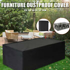 Waterproof Outdoor Furniture Cover Couch Lounge Garden Rain Uv Protector Sofa Au