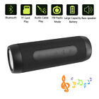 Bluetooth Speaker Wireless Stereo Bass Portable Outdoor Subwoofer TF/FM Radio
