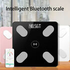 Bluetooth Body Fat BMI Scale Smart Electronic  Scales LED Digital Weight Scale