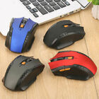 2.4ghz Wireless Optical Mouse Optical 2000dpi 6button Laptop Computer Games Mice