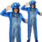 Dinosaur Costume Wild Storybook Animal Childres Fancy Dress Outfit Boys Girls Ag