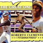 2021 Topps Heritage - Roberto Clemente - The Great One Inserts - You Choose