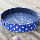 Dog Bathing Tub Pet Collapsible Swimming Pool Indoor/Outdoor