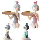 Resin+Craft+Table+Accent+Girl+Figurine+Nordic+Style+Statue+Desk+Decoration