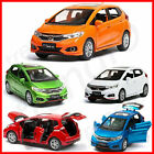Honda Fit 1:32 Scale Metal Alloy Diecast Model Car Pull Back Kids Toy Vehicle