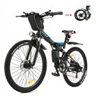 """26"""" Electric Bike Mountain Bicycle EBike 21*Speed 350W Removeable Battery SALE!+"""