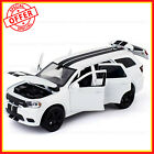 1:32 Dodge Durango Collection Model Alloy Metal Car Children Toys Gifts Vehicles