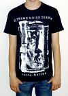 """Extreme Noise Terror """"Retro-Bution"""" Tshirt OFFICIAL"""
