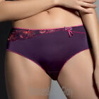 Freya Lingerie Carmen Short/Knickers Blackcurrant NEW