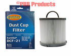 Eureka DCF 21 HEPA Filter 68931 20-2325-02 Vacuum Cleaner Ai