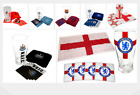 OFFICIAL FOOTBALL CLUB - MINI BAR SET (Pint Glass/4 Mats/Bar Towel){15+ Clubs}