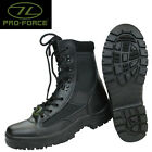 PRO FORCE ARMY SECURITY CADET ALPHA BOOTS SIZES 3-13 POLICE GUARDS RAF