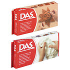 500g OR 1kg DAS AIR DRYING MODELLING CLAY WHITE TERRACOTTA CRAFT SCHOOL POTTERY