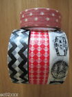 Japanese Washi Masking Craft Deco Tape 1.5cm 10m Choice of 9 Designs