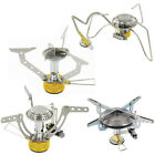 Highlander HPX High Performance Camping Gas Burner Stoves with Piezo Ignition