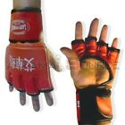 MMA Boxing Gloves RED- Training Glove UFC Type Kickboxing Heavy Bag 4OZ OG