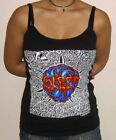 "Sleep ""Sleep's Holy Mountain"" Women's Strappy Camisole - NEW OFFICIAL dopesmoker"