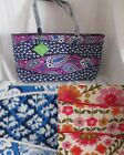 Vera Bradley Purse Handbag Tote Making Waves Pick your color New With Tags