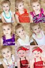 Girl Various Color Plastic Beaded Necklace Neck Chain Kid Jewelry for Pettiskirt