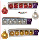 CHRISTMAS - WEDDING 6 Pack Bauble Baubles Table Name Place Card Holders