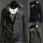 New Fashion Korean Men's Slim Fit Hoodie Sweater Male Top/Jacket/Coat/Sweatshirt