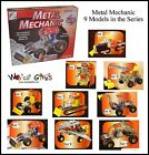 METAL MECHANIC Model Sets AGE 6 Years+ 9 to Collect - Christmas Stocking Filler