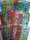Official Licensed CHARACTER Fun Foiled STICKERS - Birthday Xmas Gift Party Bag