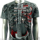 Artful Couture T-Shirt Tattoo bmx AG21 Sz M L XL XXL Rock Punk Skate Board Indie