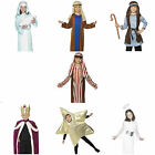 Girls Boys Nativity Play Christmas Fancy Dress Costume