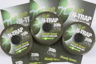 Korda N-Trap Soft Coated Braid Hooklink In Various Sizes And Colours Brand New