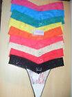 LACE THONG BY LA SENZA FREEPOST ASSORTED SIZES & COLOURS